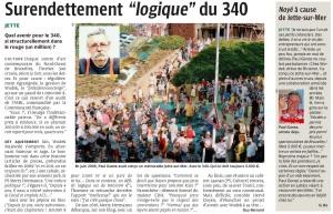 """Article DH - Surendettement """"logique"""" du 340"""