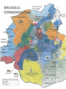 Carte VLD distribuée toutes boîtes dans la région de Bruxelles